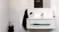 Modern design comfortable bathroom